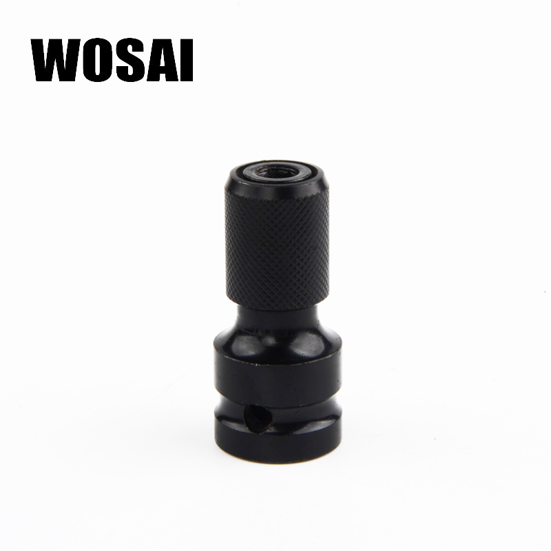 WOSAI Electric wrench Convert screwdriver Adapter wrench 1/2