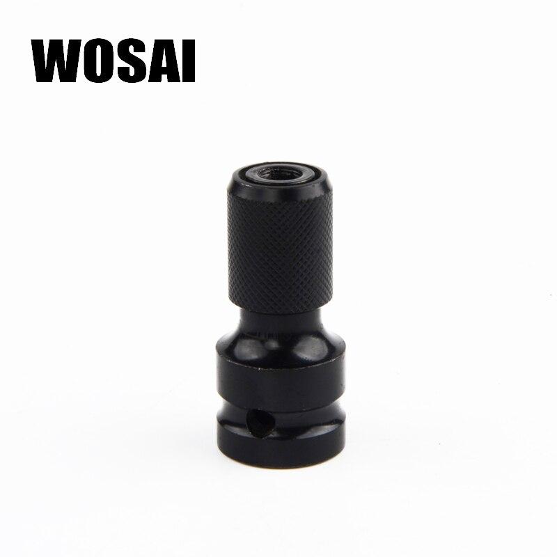WOSAI elektroschrauber Konvertieren schraubendreher Adapter schraubenschlüssel 1/2