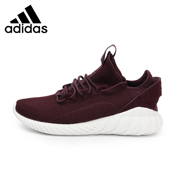 sneakers for cheap d976d a1ca6 US $100.82 29% OFF ADIDAS Tubular Doom Mens Running Shoes Mesh Breathable  Stability Support Sports Sneakers For Men Shoes#BY3565-in Running Shoes  from ...