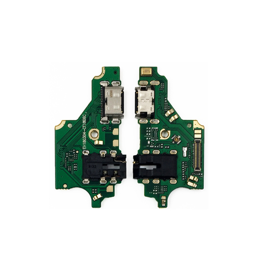 For Huawei P20 Lite/ Nova 3E USB Charger Port Flex Cable Charging Dock Connector PCB Board Ribbon Flex Cable Repair Parts