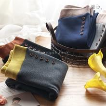 TS K1766 women girls velvet leggings new fashion autumn and winter trousers warm pants thickening cashmere female pants