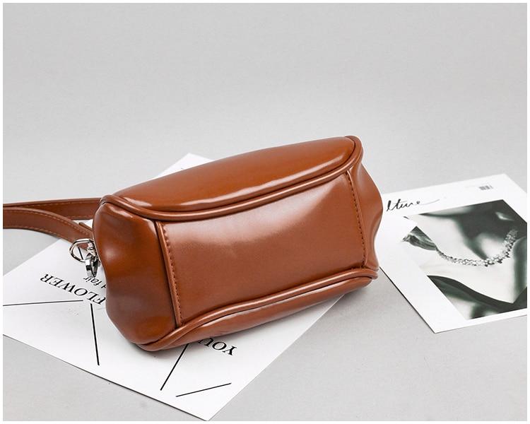 bags women leather shoulder crossbody bag women's handbag kiss lock bag (19)