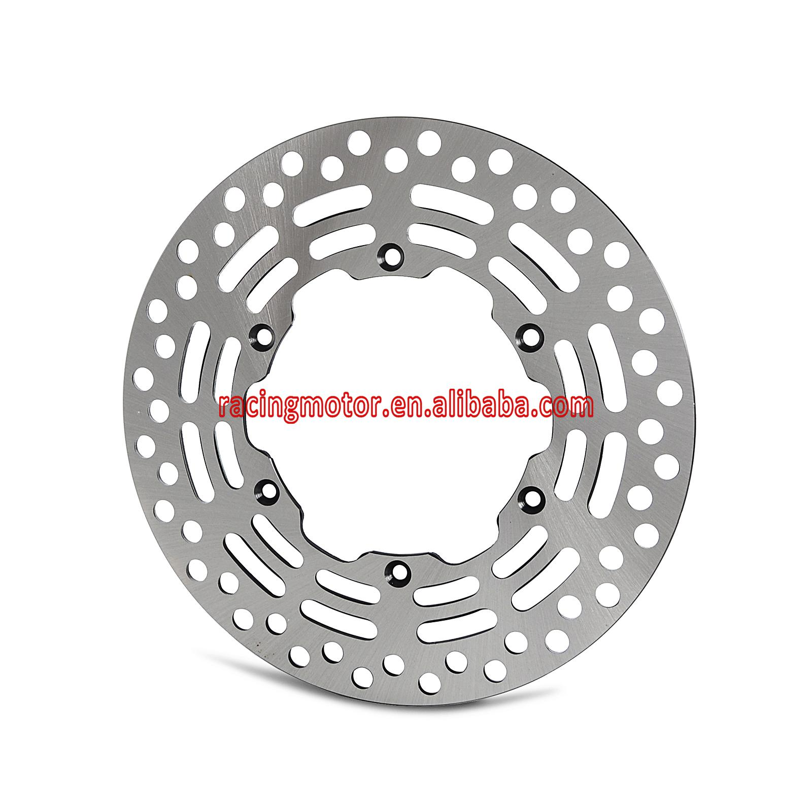 New Motorcycle Front Rotor Brake Disc For Suzuki RM 125 250 RMX 250 Kawasaki 400cc KLX 400 SR, R 2003-2006 motorcycle stainless steel 220mm rear brake disc rotor for kawasaki kdx125 kdx200 kdx 220 250 klx250 klx300 suzuki lx250 250 sb