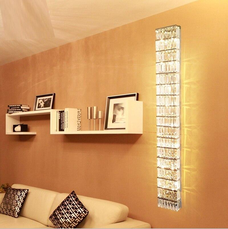 Art Deco Living Room Large Crystal Wall