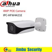 Original DAHUA $ NUMBER MP WDR HFW4421E Fijo Lens3.6mm IR40m Red IP67 a prueba de agua A Prueba de Vandalismo Cámara IP Bullet IPC-HFW4421E