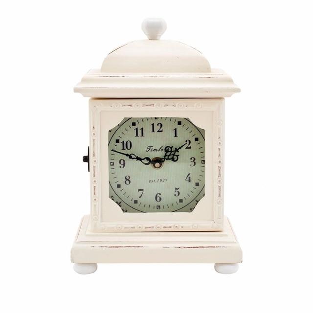 Desk U0026 Table Clock Vintage Creative Home Decor Antique Style Clock