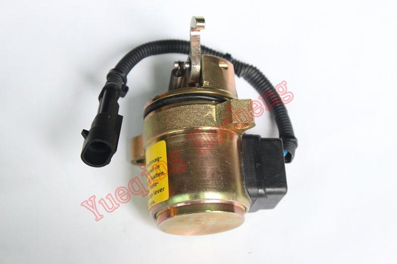 ФОТО Shutdown device 04287584 / 0428 7584 for 2011 engine 24V