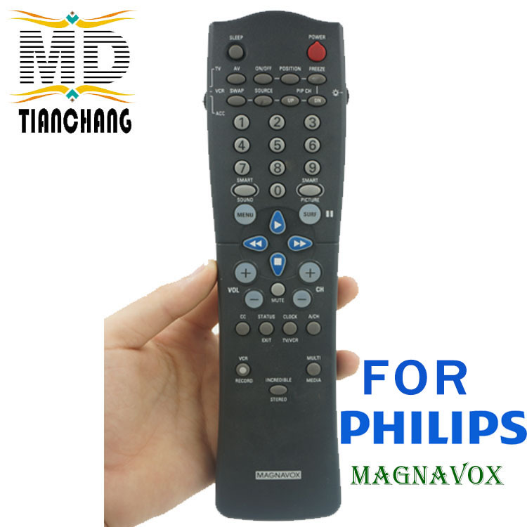 philips tv remote input button. aliexpress.com : buy new for philips magnavox tv remote control with sleep button telecomando from reliable tv suppliers on mei de input