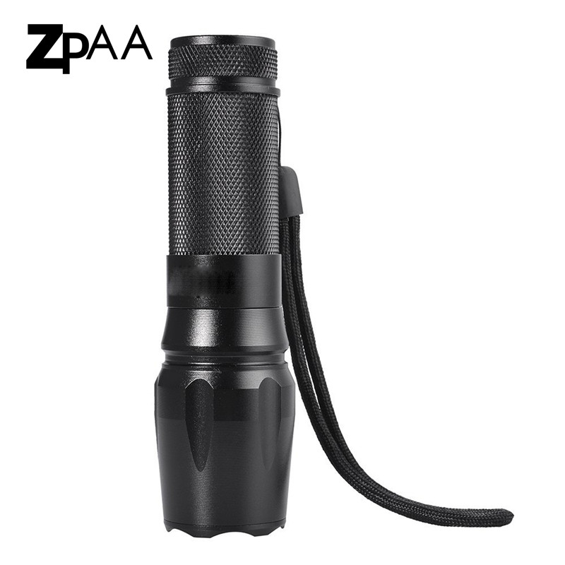 ZPAA 26650/18650 XML-L2 L2 Flashlight 5000lm Adjustable Zoom led Flash Light Lamp Lights T6/L2 LED Tactical Torch Lantern usb rechargebale 18650 flashlight 2x xml l2 led bike front light 5000lm mtb flash light torch with mount holder cycling lamp