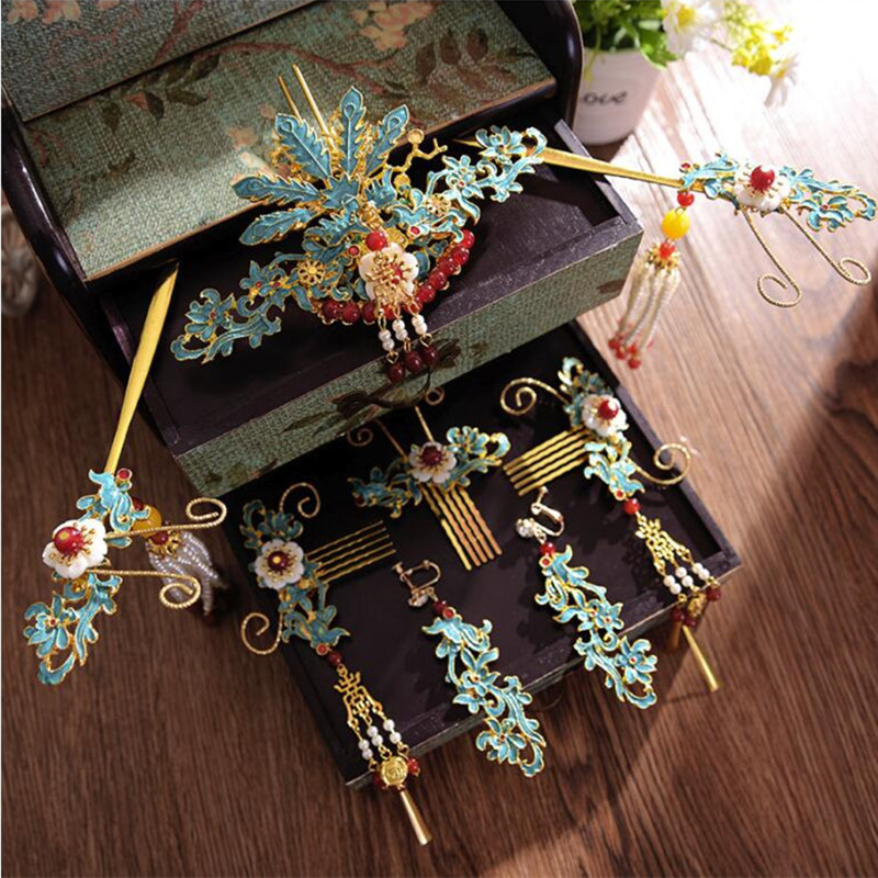 vintage princess hair accessories hair flower accessories carnival cosplay bride hair accesories festival clothing