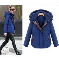 2018 Fashion Winter Jacket Women Down Jackets Coat Female Hooded Parkas for Women Winter Warm Outerwear Coats 50