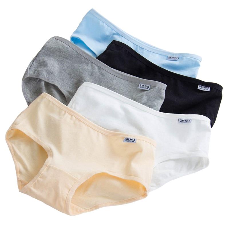 3 Pieces/Set   Panties   Women Underwear Female Cotton Briefs Ladies Healthy Cotton Underwear Grils   Panties   Comfortable Briefs