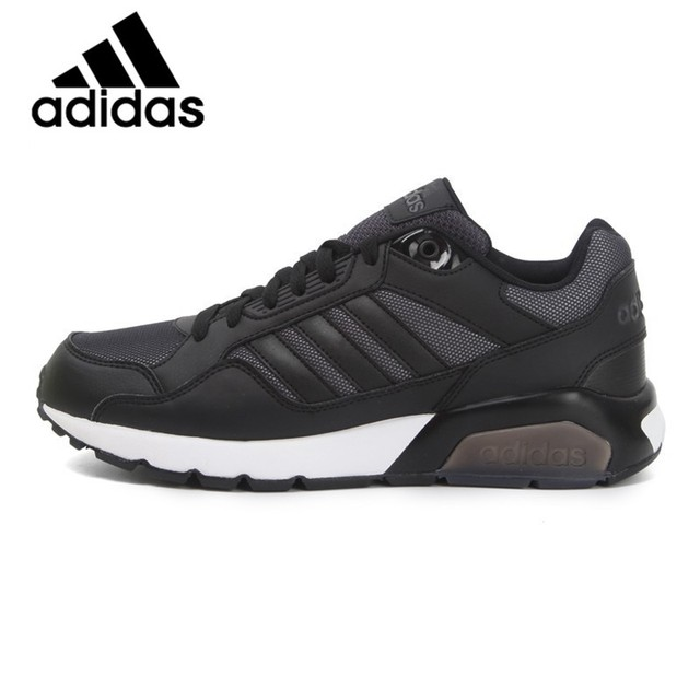 huge selection of 9ca1b b4b7e Original Authentic Adidas NEO Label RUN9TIS Men s Skateboarding Shoes  Sneakers Athentic Sports Outdoor Walking Jogging Leisure