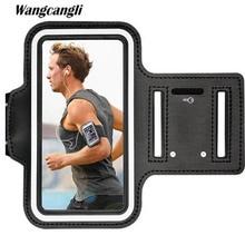 Waterproof Universal Brassard Running Gym Sport  Case Mobile Phone Arm Band Bag Holder for iPhone Smartphone on Hand