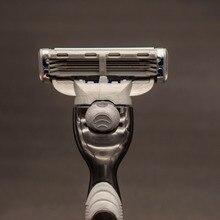 16pcs/Pack Men's Face shaving Razor Blades Beard Shaver Blade Men High Quality Sharp Razors Blade For Gillettee Mach 3