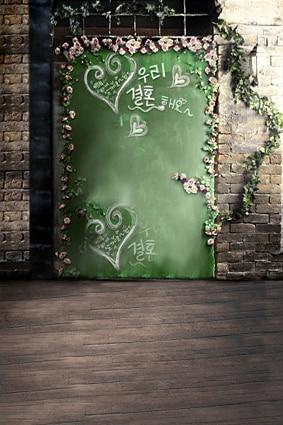 200Cm*150Cm Backgrounds Alternative Peach Heart Wall Flowers Photography Backdrops Photo Lk 1476 Valentine'S Day 600cm 300cm backgrounds painting flowers blooming beauty mother s day photography backdrops photo lk 1428