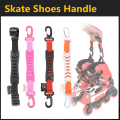 [Skates Hook] Good Quality Nylon Inline Roller Skates Handle Buckle Hook, For SEBA Powerslide RB Skating Shoes Patins