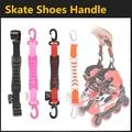 [Skates Hook] Good Quality Nylon Inline Roller Skates Handle Buckle Hook, For SEBA Powerslide RB Skating Shoes Patins