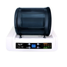 220 V الكهربائية فراغ الغذاء Marinator ماكينة تنظيف دوار المنزلية فراغ التخليل آلة الدجاج برغر منقع بيكون