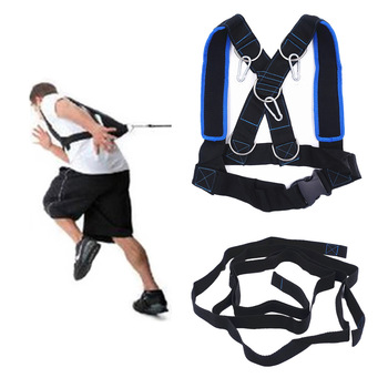 Speed Running Training Sled Shoulder Harness Sport Accessories Weight Bearing Vest Home Gym Fitness Body Building Equipment 1