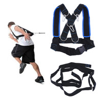 Speed Running Training Sled Shoulder Harness Sport Accessories Weight Bearing Vest Home Gym Fitness Body Building Equipment