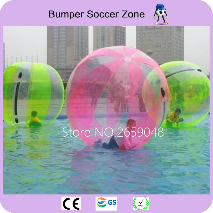 US $222 95 9% OFF|Free Shipping 2m Water Walking Ball Water Zorb Ball Giant  Inflatable Ball Zorb Balloon Inflatable Human Hamster Ball-in Toy Balls