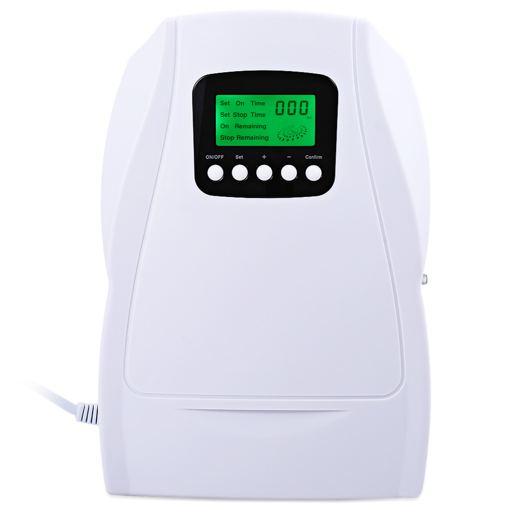 Food Ozone Generator Water Air food Preparation Sterilizer Ozone Purifier 500mg/H Timing