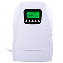 Food Ozone Generator Water Air food Preparation Sterilizer Ozone Purifier H Timing Function fruit Micro Computer control