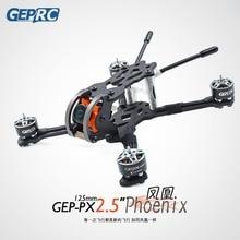 GEPRC GEP PX2 PX2.5 PX3 FPV מיני Quadcopter RC drone סיבי פחמן מסגרת