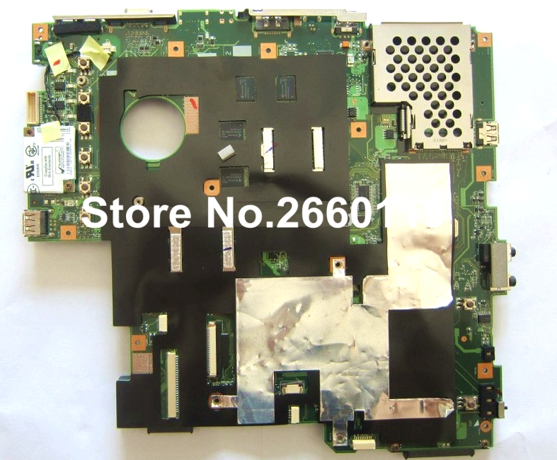 ФОТО 100% Working Laptop Motherboard For Asus M51TA Main Board Fully Tested and Cheap Shipping