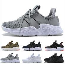 new style fbd27 07ada Alta calidad Prophere Climacool EQT 4 zapatos corrientes hombres todos  blanco negro EQT soporte ultra boosts