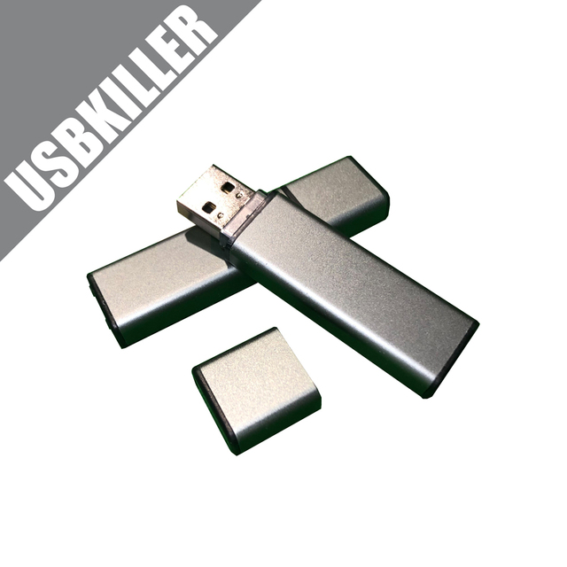 Usbkiller V3 Usb Killer W/ Switch Usb Behouden Wereldvrede U Disk Miniatur Power Hoogspanning Pulsgenerator