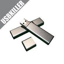 Usbkiller v3 usb assassino com interruptor usb manter a paz do mundo u disco miniatur potência gerador de pulso de alta tensão