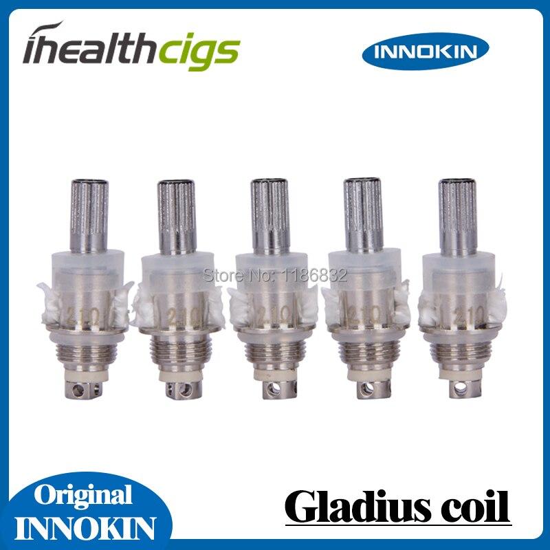 Оригинал Innokin Gladius замена катушки 1.5 2.1ohm катушки ...