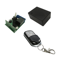 433MHz DC12V Wireless RF Mini Remote Control Switch Transmitter With Receiver Garage Door Lock Best Selling