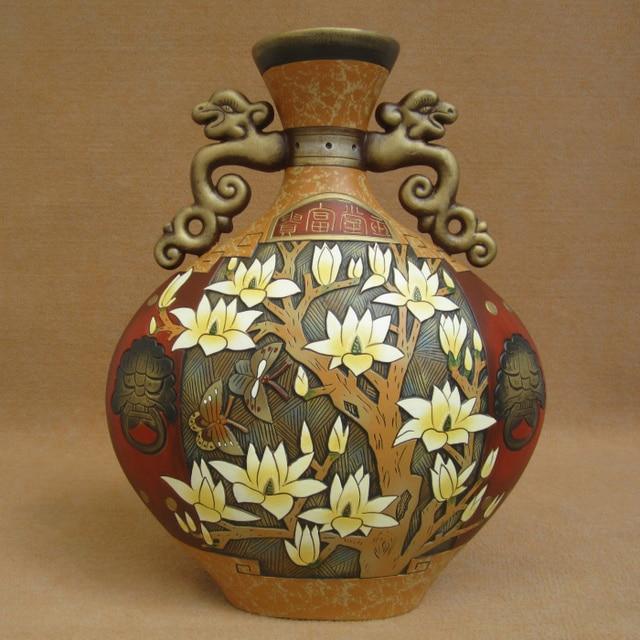 Wedding Gift Vase: Pottery Wedding Gift Ideas Home Interior Decorations