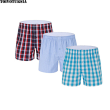 Men boxer shorts Underwear Sexy Boxer Shorts Cotton Underpants Fashion Multi-color Comfortable