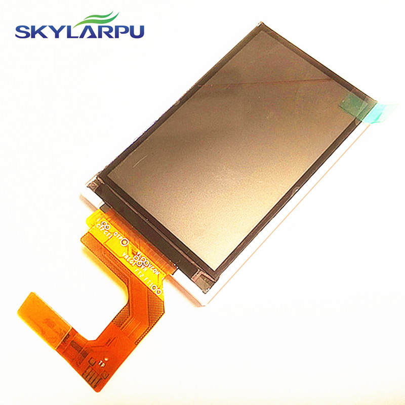 skylarpu 3.0 inch TM030LDHT5 LCD screen for GARMIN Handheld GPS LCD display screen panel Repair replacement Free shipping new 5 inch lcd display for gps tape tp kd50g23 40nb a1 revc gps lcd screen kd50g23 40nb a1 sensor replacement free shipping