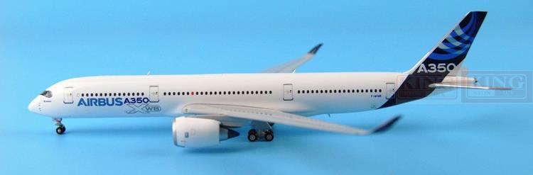Spike: Wings XX4878 JC Airbus plant F-WXWB 1:400 A350-900 commercial jetliners plane model hobby