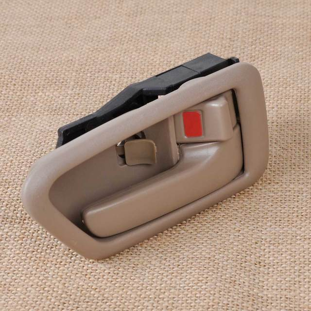 beler Front Rear Right Inside Door Bezel Handle for Toyota Camry 1997 1998 1999 2000 2001 & beler Front Rear Right Inside Door Bezel Handle for Toyota Camry ...
