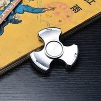 Seiko Rotablade Fidget Spinner Torqbar Brass Tri Spinner Hand Spinner Metal Handspinner Finger Spinner EDC Toys