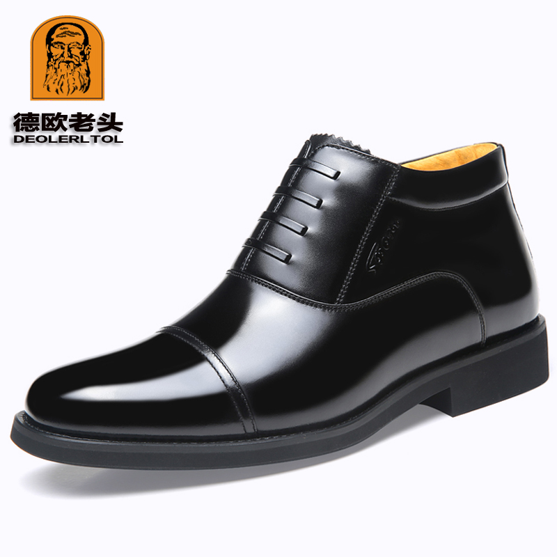 Newly Man Genuine Leather Snow Boots Winter High Quality Soft Leather Shoes Wool Inner Boots 38-44 Man Zipper Snow BootsNewly Man Genuine Leather Snow Boots Winter High Quality Soft Leather Shoes Wool Inner Boots 38-44 Man Zipper Snow Boots
