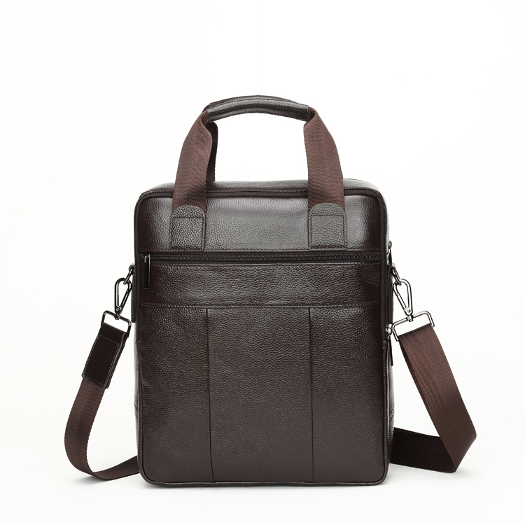 HTB15XgnjWQoBKNjSZJnq6yw9VXaU MEIGARDASS Genuine Leather Business Briefcase Men Travel Shoulder Messenger Bags Male Document Handbags Laptop Computer Bag