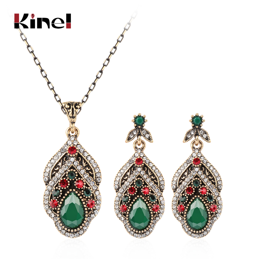 cheap gold earrings aliexpress buy kinel drop shipping vintage jewelry 4051