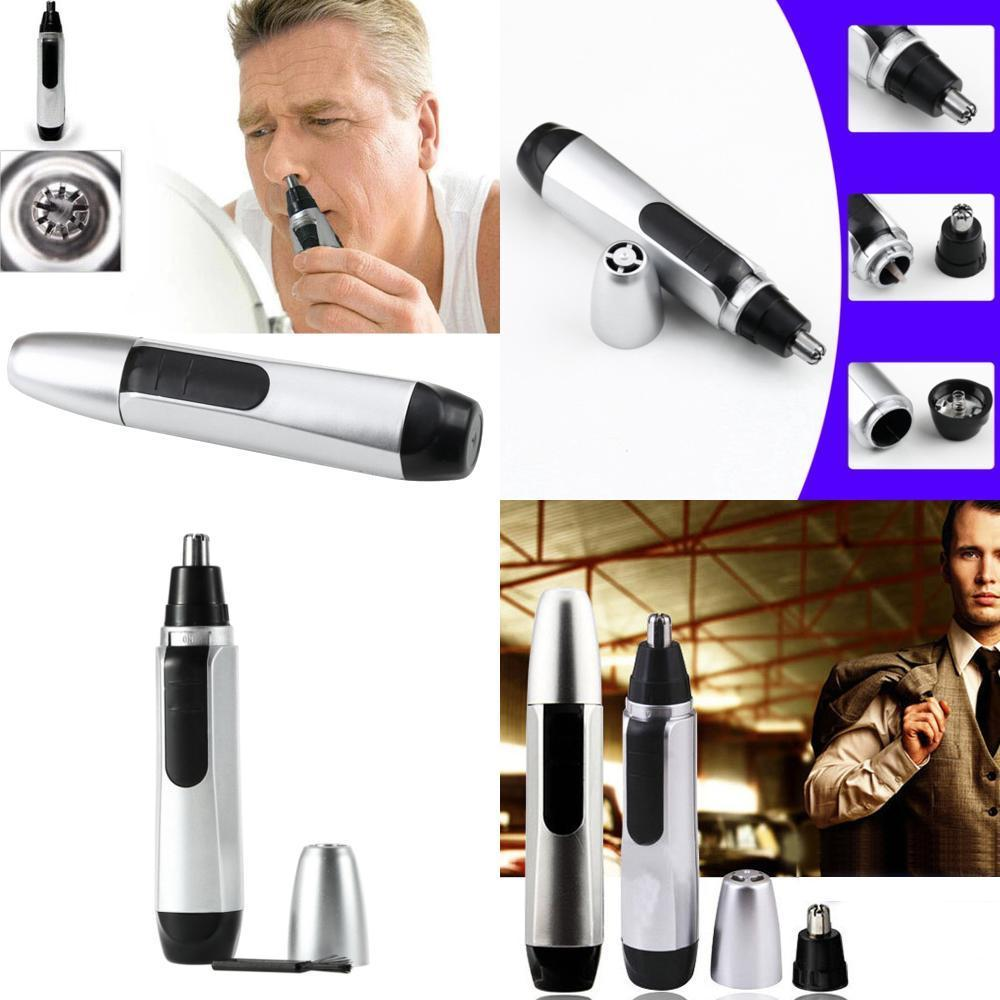 Electric Nose Hair Trimmer Shaver Fashion New Clipper Hair Removal Nasal