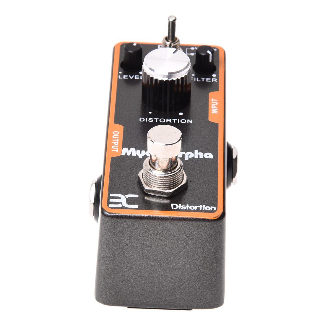 5 PCS of (ENO TC-13 Music Distortion Mini Pedal Myomorpha True Bypass) плиткорез кратон tc 13