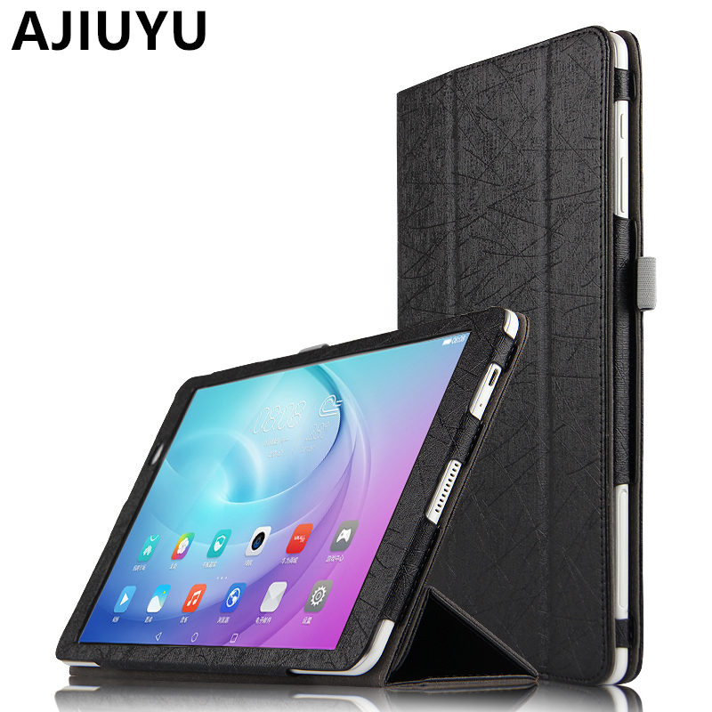 Case For Huawei MediaPad T2 10.0 Pro Case 10 T2 Pro 10.1 Protective Smart Cover Leather Tablet FDR-A01W L FDR-A03L PU Protector image
