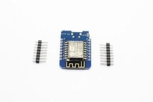 Image 2 - 10 CHIẾC ESP8266 ESP 12 ESP 12F Mini Mô Đun Wemos D1 Mini Wifi Ban Phát Triển Micro USB 3.3V Dựa Trên ESP 8266EX 11 kỹ thuật số Pin