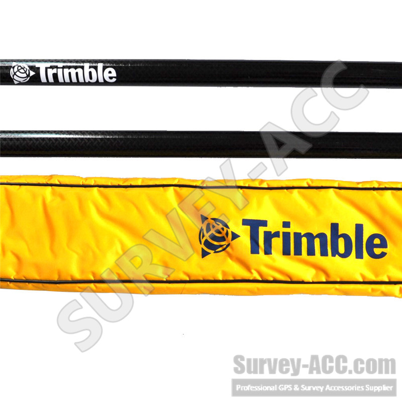 все цены на Brand New Two Section Telescopic Fiber GPS pole for Trimble surveying instrument