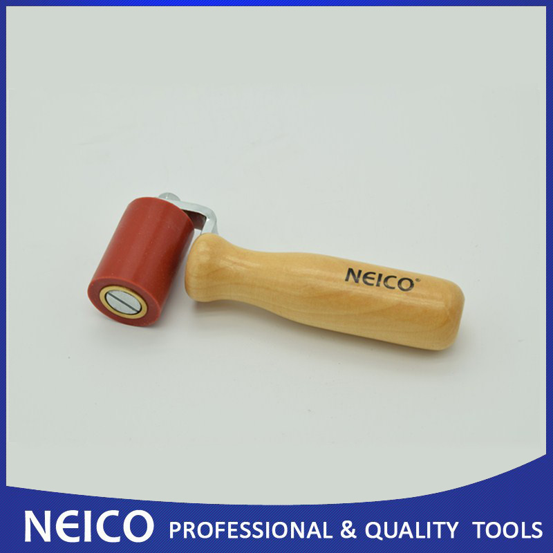 Free Shipping NEW High Quality Laborsaving 45mm Silicone Seam Pressure Roller For BAK HERZ Hot Air